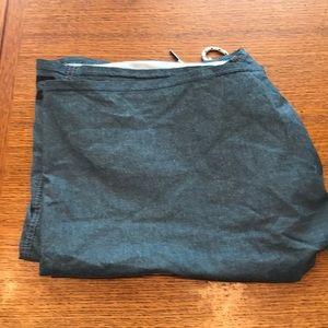 Billabong Swim - Salmon and Blue Swim trunks by Billabong